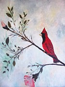 Rhonda Clapprood - Red Cardinal Welcome