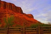 Jerry Cahill - Red Cliffs near Moab UT