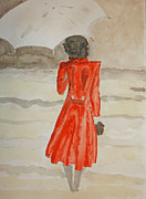 D Whitehurst - Red Coat