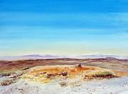 Todd Derr - Red Desert Wyoming