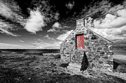 Chris Thaxter - Red Door Milovaig Isle...