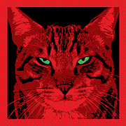 Gary Grayson - Red Dot Cat