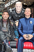 Red Dwarf Prints - Red Dwarf 1 Print by Jez C Self