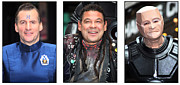 Red Dwarf Prints - Red Dwarf 14 Print by Jez C Self