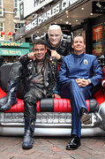 Red Dwarf Prints - Red Dwarf 4 Print by Jez C Self