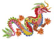Aleksandr Volkov - Red fiery Chinese dragon