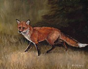 Charlotte Yealey - Red Fox