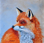 Louise Charles-Saarikoski - Red Fox