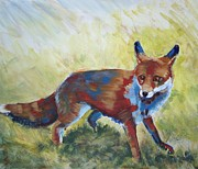 Mike Jory - Red Fox