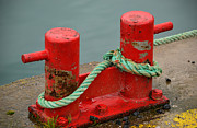 Bryan Wenham-Baker - Red Harbour Bollards