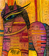 Albena Vatcheva - Red Horse