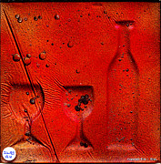 Rick Silas - Red Ice Wine Tile