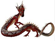 Corey Ford - Red Jewel Dragon