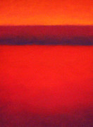 Christopher Jackson - Red Landscape