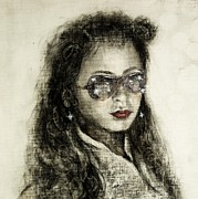 Vicki Wynberg - Red Lips and Shades