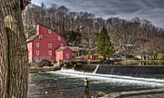 New Photos - Red Mill2 by Ryan Crane
