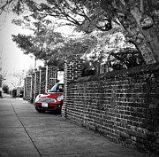 Nancy Dole McGuigan - Red Mini Cooper- The...
