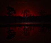 Robert Geary - Red Morning Mist