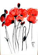 Sibby S - Red Poppies