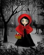 Charlene Murray Zatloukal - Red Riding Hood