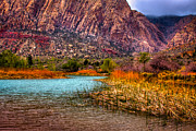 Howard Photos - Red Rock Canyon Conservation Area by David Patterson