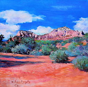M Diane Bonaparte - Red Rock Hills
