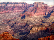 Janice Sakry - Red Rock Layers of Grand...