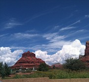 Penelope Aiello - Red rock of Sedona