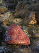 Robert Lozen - RED ROCK WASHED BY WATER