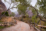 Red Rock Photos - Red Rocks Pathway by David Patterson