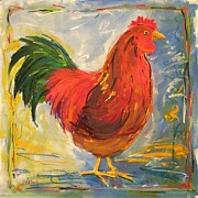 Mary McInnis - Red Rooster
