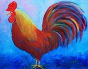 Melinda Etzold - Red Rooster