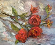 Irene Pomirchy - Red Roses