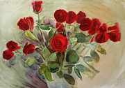 Tanya Byrd - Red Roses