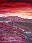 Hazel Millington - Red Sky at Night