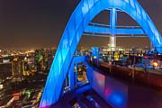 Fototrav Print - Red Sky Bar in Bangkok Thaila