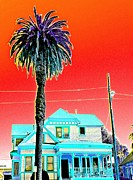 Laurie Freitag - Red Sky in L.A.