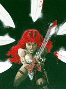 Ken Branch - Red Sonja