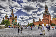 Valerii Tkachenko - Red square Moscow...