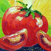 Paris Wyatt Llanso - Red Tomato II
