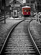 Loriannah Hespe - Red Trolley