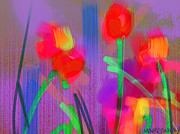 Maureen Kealy - Red Tulips
