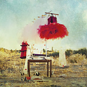 Tutus Photos - Red Tutu by Whimsy Canvas