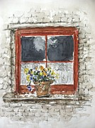 Stephanie Sodel - Red Window