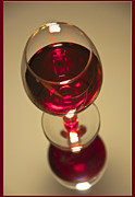 Pinot Noir Photos - Red Wine 2 by Glenn Gordon