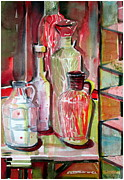 Mindy Newman - Red Wine Vinegar