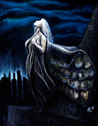 Night Angel Paintings - Redemption by James Kruse