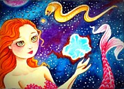 Debrah Nelson - Redheaded Mermaid in...