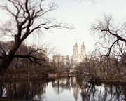 Central Park West Photos - Reflected by Lisa Russo