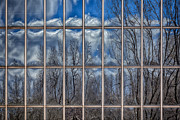 Reflections - Reflected Park 2 by Robert Ullmann
